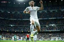 Bale, Rodriguez score as Real Madrid Madrid rout Betis 5-0
