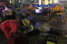 Huge bomb explosion near Hindu temple at Thai, 27 dead