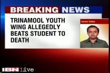 Trinamool Congress youth wing members allegedly beat college student to death