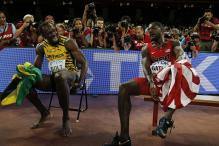 Usain Bolt, Justin Gatlin headed to Brussels, but will not meet