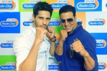 Akshay is doing a great job by training women in martial arts: Sidharth Malhotra
