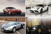 Supercars made super exclusive: Extreme car makeovers