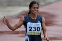 Good days are back, now I want to run in Rio: Dutee Chand