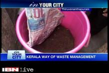 Kerala's strategy behind waste management sector