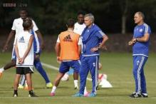 Mourinho's Chelsea eye early chance to strike blow on Arsenal