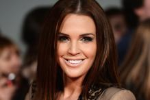 Model Danielle Lloyd's ex-boyfriend threatens to release sex tape