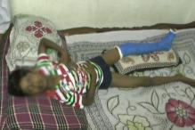Teacher beats up class 3 student, fractures his leg for refusing to massage his feet