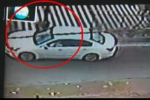 Caught-on-camera: Woman seriously injured in hit-and-run case in Delhi