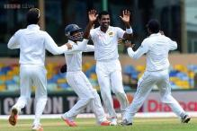 Dhammika Prasad confident despite India's fightback in Colombo