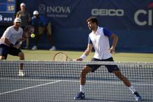 Dimitrov, Fish pull out of doubles quarter-finals at Citi Open
