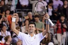 Novak Djokovic beats Ernests Gulbis in Montreal quarter-finals