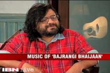 E-Lounge: Music composer Pritam on the music in 'Bajrangi Bhaijaan'