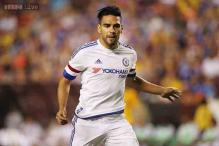 Radamel Falcao can play as dual striker, says Jose Mourinho