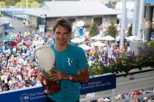 Roger Federer wins 7th Cincinnati title; Novak Djokovic denied again