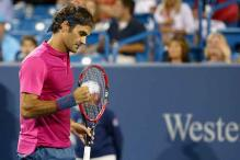 Roger Federer cruises as fellow top seeds struggle at Cincinnati Masters
