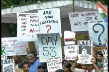 FTII student on hunger strike hospitalised
