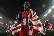 IAAF World Relays: Gatlin Set to Shine in Absence of Bolt