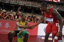 I did the best I could, says Justin Gatlin