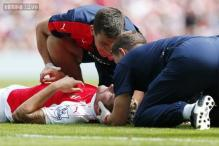 Arsenal deny Giroud suffered concussion against West Ham