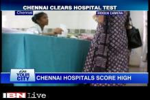 Condition of government hospitals in Chennai has improved over the years