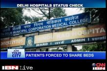 Government hospitals in Delhi still in pitiable condition