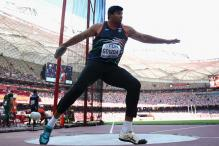 Vikas Gowda qualifies for discus throw final at World Athletics Championships