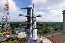 Indian rocket GSLV D6 lifts off with communication satellite