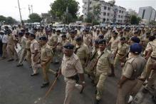 Police flag atop stations, greeting with Jai Hind must in Gujarat