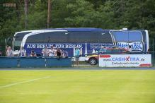 Shots fired at Bundesliga club Hertha Berlin's team bus