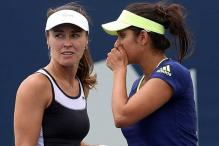 Sania Mirza-Martina Hingis ousted from Cincinnati Masters