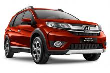 Honda BR-V Launched at Rs 8.75 Lakh in India