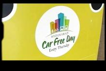 Car free Thursdays in Hyderabad will reduce pollution and traffic jams
