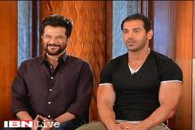 Idol chat: Masand talks to Anil Kapoor, John Abraham about 'Welcome Back'