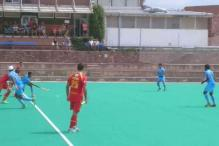 Hockey: India beat Spain 2-0 in their second match in the European Tour