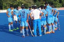 Indian men's hockey team aims for clean sweep against France