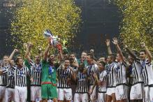 Juventus beat Lazio to win Italian Super Cup