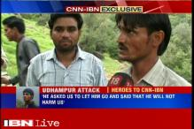 Usman held me at gunpoint and asked me to go with him: Hostage Vikramjeet