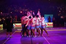 Jaipur Pink Panthers trump U Mumba in Pro Kabaddi