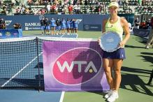 Angelique Kerber, Sloane Stephens win women's finals
