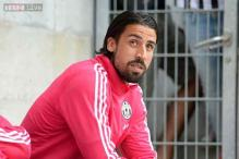 Juventus new signing Sami Khedira ruled out for two months