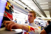 Belgian GP: Red Bull's Daniil Kvyat reprimanded for not paying attention