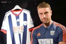 Rickie Lambert leaves Liverpool to join West Brom