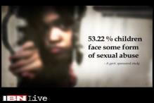 Living It Up: Over 50% of children victims of sexual abuse
