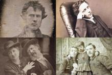 10 Vintage Selfies From the 1800s