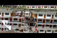 10 dead in landslide near historic gurudwara in Kullu