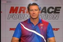 Great to have Sachin Tendulkar visit the MRF pace foundation, says Glenn McGrath
