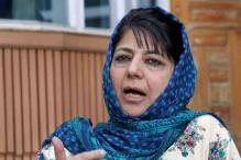 Mehbooba Mufti Wants Modi Govt to Adopt Vajpayee's Policy on Pakistan