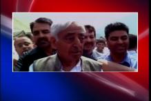 Hope there is breakthrough in Indo-Pak NSA talks, says J&K CM Mufti Mohammad Sayeed