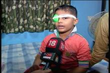 Classroom fight blinds Class I boy in Mumbai
