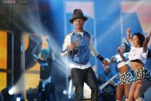 Pharrell Williams, Demi Lovato to perform at MTV Video Music Awards